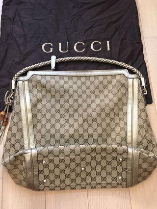 Authentic Gucci Bag 手袋!!