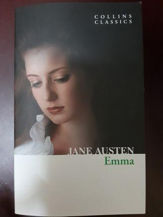 Novel Import : Emma by Jane Austen