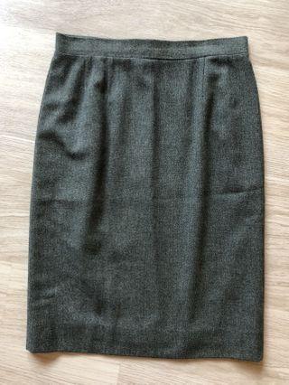 Ladie's skirt Suit Skirt Pencil Skirt 下身裙 半截裙 返工裙