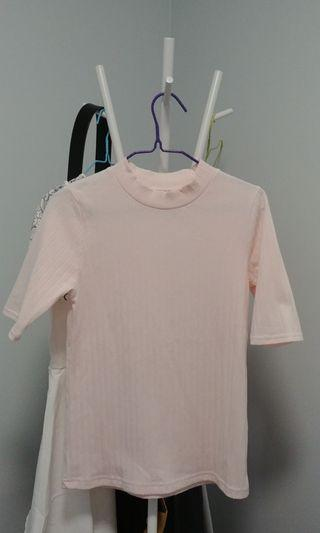 Lowry's farm 淡粉紅色上衣