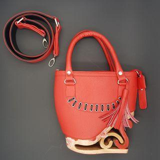BRAND NEW Exotic Handmade Indonesian Handbags (only one piece available per design)