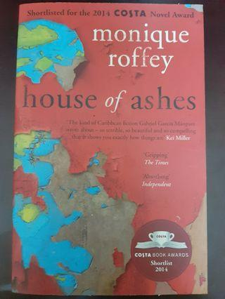 Novel Import : House of Ashes