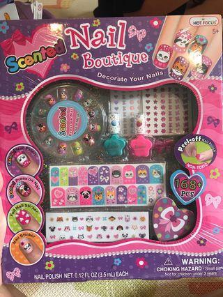Nail Boutique nail art