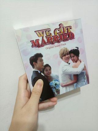 🚚 我們結婚了國際版第一集原聲帶DVD
