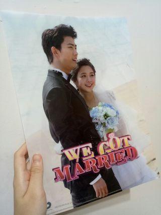 🚚 我們結婚了世界版 資料夾