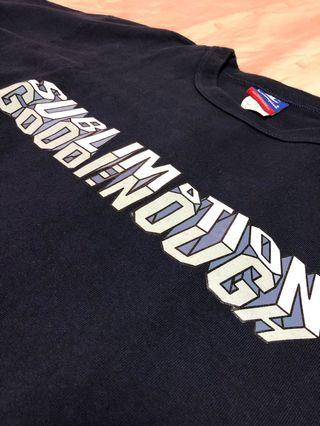 Goodenough x Sublimation x Champion collab tee t shirt