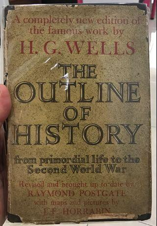 The Outline of History by HG Wells