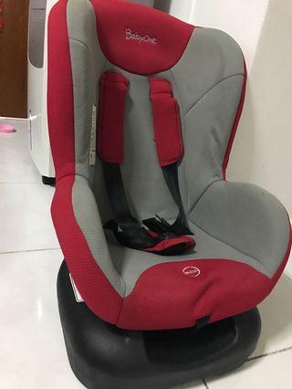 🚚 Baby Car Seat