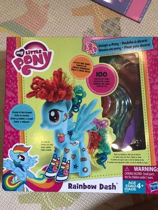 Little Pony playset
