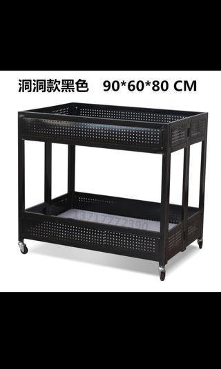 Promotion bin / cart / retail shelf for event