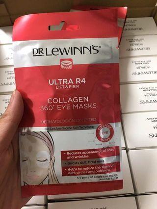 Dr LeWinn's Ultra R4 360度 四重密集提拉緊致眼膜 3片裝