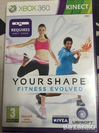 xbox360 Kinect Your Shape Fitness Evolved