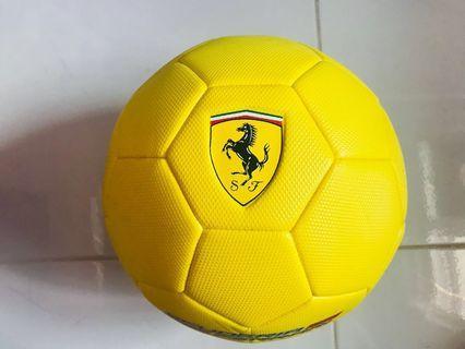 Official Ferrari Soccer Ball