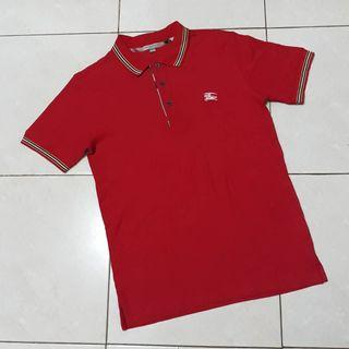 Polo Shirt Burberry Slimfit