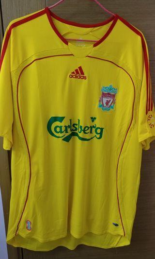 [BB來了清屋蝕讓] 利物浦 Liverpool 2006-07 作客球衣