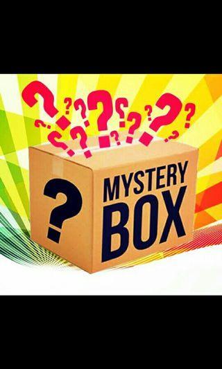 Carousell Mystery Box