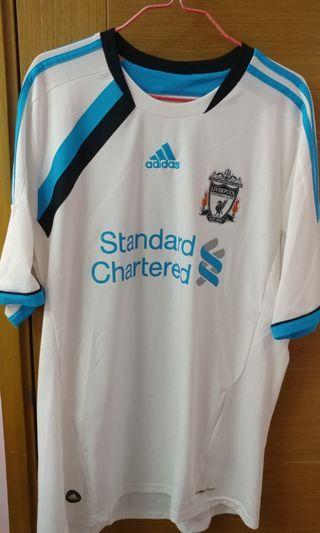 [BB來了清屋蝕讓] 利物浦 Liverpool 2011-12 作客球衣