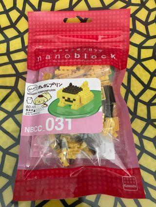 Nanoblock - Pompompurin