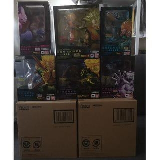 Dragonball FiguartsZERO set to sell!