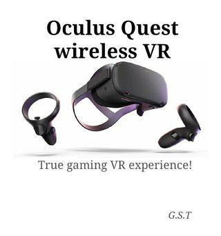 Oculus Quest wireless mobile VR Gaming headset standalone