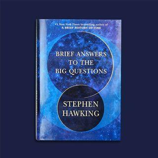 (Pre-Loved) Brief Answers to Big Questions by Stephen Hawking