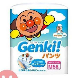Ganki麵包超人拉拉褲m號