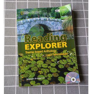 Reading Explorer Theme-based Anthology Upper Intermediate