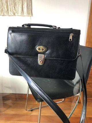 Vintage Daniel Ray Satchel Bag