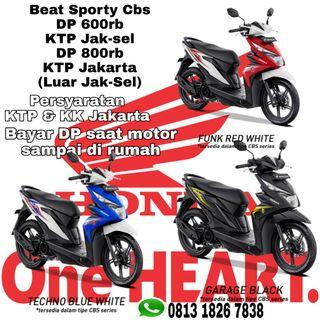Honda Beat sporty cbs