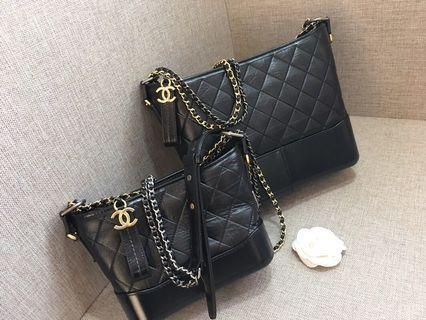 Highest🛍Chanel Gabrielle Hobo Bag
