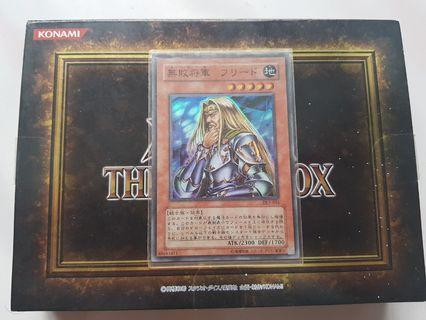 Yugioh Freed the Matchless General (OCG) DL5-015 SUPER RARE