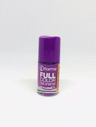 Nail Polish flormar full color ( FC15 Awaken Your Senses )