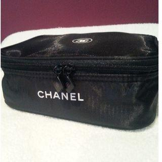 VIP Gift Chanel Mesh Top Makeup Case ( CLEARANCE SALE)