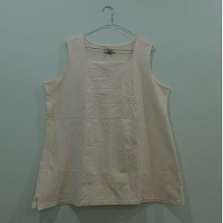 PRELOVED Tanktop Putih