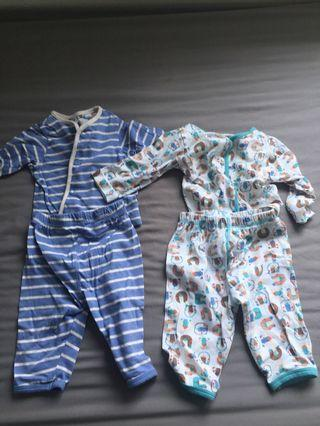 Baby long sleeve clothes