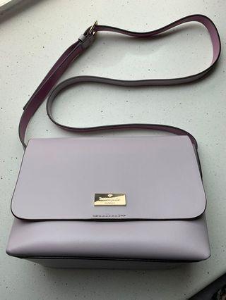 Kate Spade Handbag 淺紫色