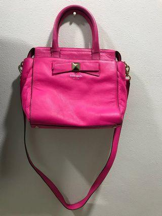 Authentic Pink Kate Spade Bag