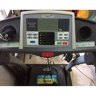 [Panel problem] TRAX Endurance EX2 Treadmill