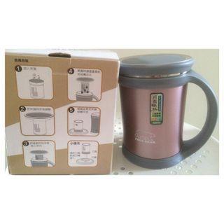 Stainless steel vacuum mug 420ml
