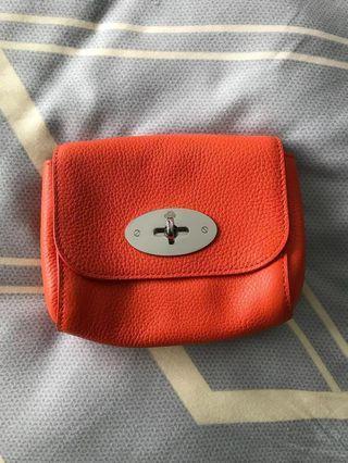 Mulberry Orange Mini Lily Bag