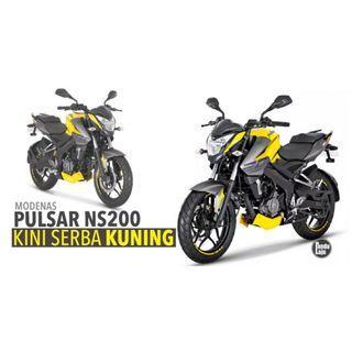 PROMOSI HARI RAYA MODENAS PULSAR NS 200