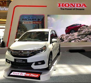 Promo all new honda mobilio