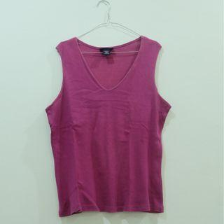 PRELOVED Tanktop Ungu