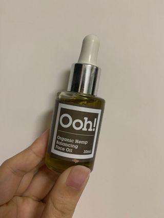Oil for Heaven 有機大麻子平衡面油 30ml