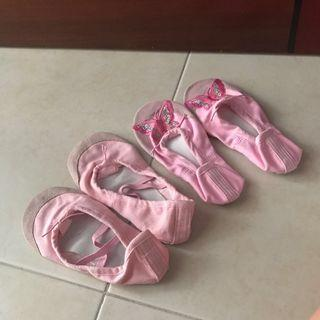 🚚 Ballet Flats New and Worn