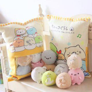 Cutie Soft Toy 8 in 1