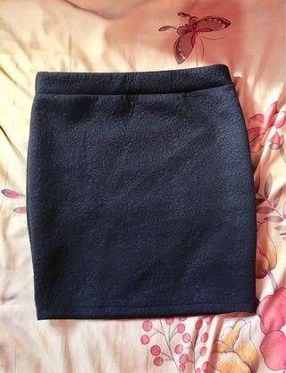 Office Black Skirt