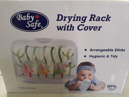 RAK BOTOL BABY SAFE DRYING RACK