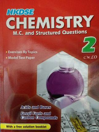 DSE Chem MC and Structured Questions 2