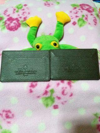 🚚 Card holders x2pcs